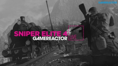 Sniper Elite 4 - Livestream Replay