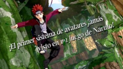 Naruto to Boruto: Shinobi Striker - You're the hero (en español)