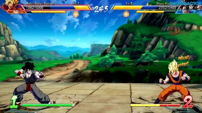 Dragon Ball FighterZ - Gameplay Mode Histoire