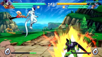 Dragon Ball FighterZ - Gameplay Mode Arcade