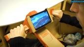 Nintendo Labo: Variety Kit - Fishing Rod and Motorbike Toy-Con Gameplay