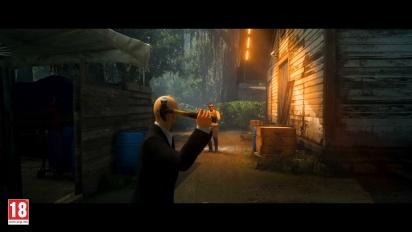 Hitman 2 - Trailer Colombie