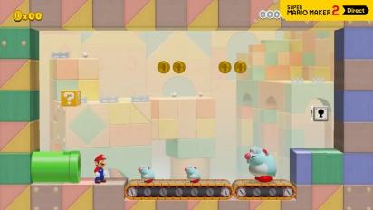 Super Mario Maker 2 Direct - 16.05.2019 (Français)