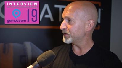 Disintegration - Marcus Lehto Interview