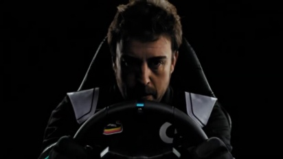 Logitech - G923 Racing Wheel and Pedals Trailer