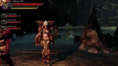 Core Blaze - Gameplay Walkthrough
