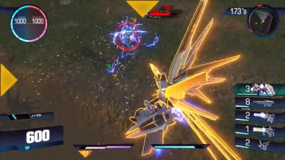 Gundam Versus - Announcement Trailer