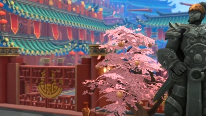Battlerite - Dragon Garden Trailer