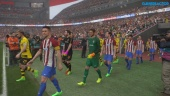 Pro Evolution Soccer 2018 - Atlético-BVB at Wanda Metropolitano PES Gameplay