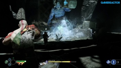 God of War - How to Kill a Troll (Spoilers)