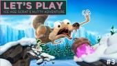 Let's Play consacré à L'Age De Glace : La Folle Aventure De Scrat - Episode 3