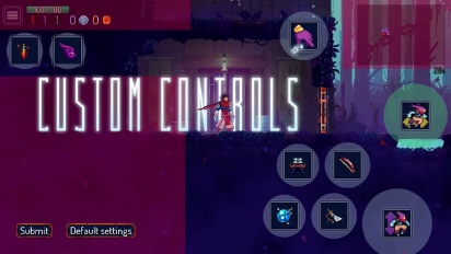 Dead Cells - Android Launch Trailer