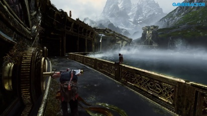 God of War - What is Bifrost? (Spoilers)