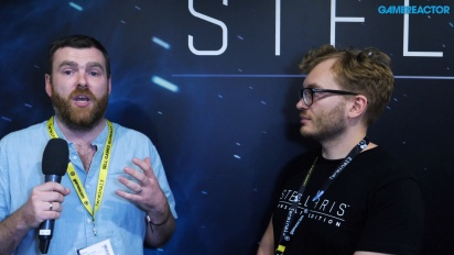 Stellaris Console Edition - Daniel Moregård Interview