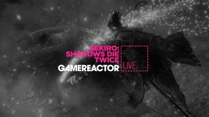 Sekiro: Shadows Die Twice - Second Livestream