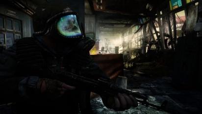 Metro: Last Light - Ranger's Survival Guide - Chapter 2