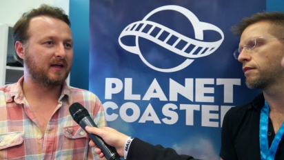 Planet Coaster - Frontier Developments Interview