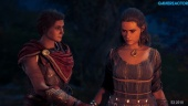 Assassin's Creed Odyssey - A Night To Remember Quest Gameplay