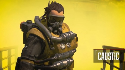 Meet Caustic - Apex Legends Character Trailer