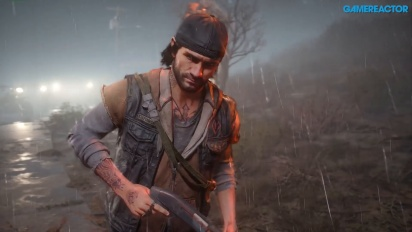 Days Gone - All About Deacon (Sponsored#3)