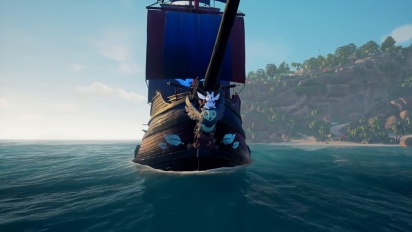 Ancestral Ship Set Reveal Trailer - Official Sea of Thieves