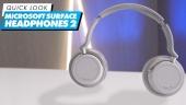 Microsoft Surface Headphones 2 - Quick Look