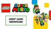 LEGO Super Mario - Luigi Starter Course Showcase