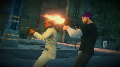 Saints Row: The Third Shock and Awesome Trailer