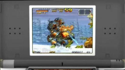 Metal Slug 7 - Debut Trailer