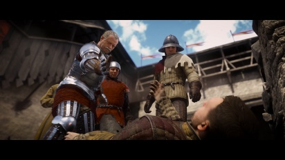 Kingdom Come: Deliverance - E3 2017 Trailer