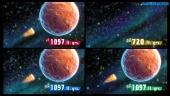 Kirby Star Allies - Star Slam Heroes Minigame Gameplay