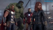 Marvel's Avengers -  Itw de Rose Hunt