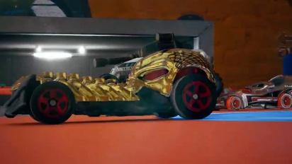 Hot Wheels Unleashed - Track Builder Trailer