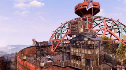 Fallout76: Mise à jour FalloutWorlds (VF)