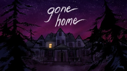 Gone Home - Console Trailer