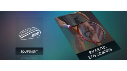 Tennis World Tour - Mode Carriere