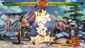 Samurai Shodown -  Gameplay de Charlotte
