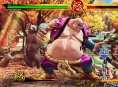 Samurai Shodown - Gameplay de Earthquake