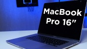 MacBook Pro 16 - Quick Look