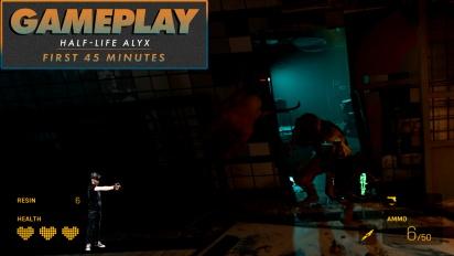 Half-Life : Alyx - Les 45 premières minutes