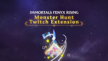 Immortals: Fenyx Rising - Monster Hunt Twitch Extension