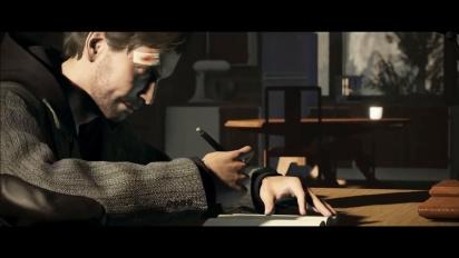 Alan Wake Remastered - Reveal Trailer