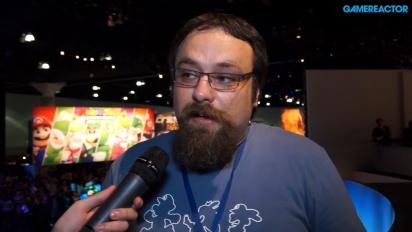 Mario + Rabbids Kingdom Battle - Davide Soliani Interview