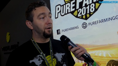 Pure Farming 2018 - Pawel Jawor Interview