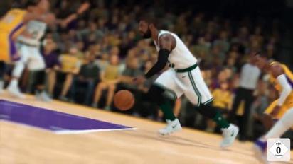 NBA 2K19 - Take The Crown Trailer (deutsch)
