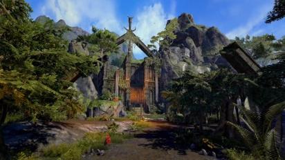 The Elder Scrolls Online - Bande-annonce de Dragonhold