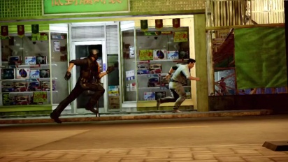 Sleeping Dogs - Dragon Master DLC Trailer