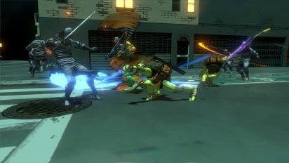 Teenage Mutant Ninja Turtles: Mutants in Manhattan - Leonardo Team Attack Trailer