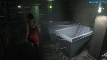 Resident Evil 2 - Ada Wong en action