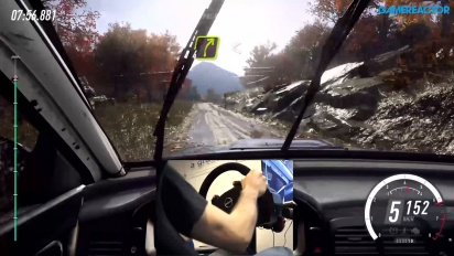 Dirt Rally 2.0 - Du gameplay bien boueux
